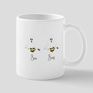 Boo Bees Ghost Bees Halloween Mugs