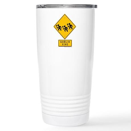 Goblin XING Stainless Steel Travel Mug