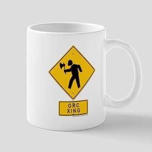 Orc XING Mug