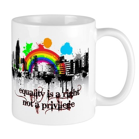Equality is a right! Mug