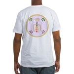 Chakra Opening & Balancing (Back Only) Fitted
