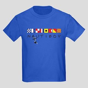 Nautiboy Kids Dark T-Shirt