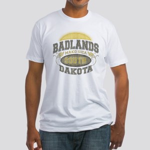 Badlands Fitted T-Shirt