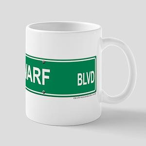 Dwarf Blvd Mug