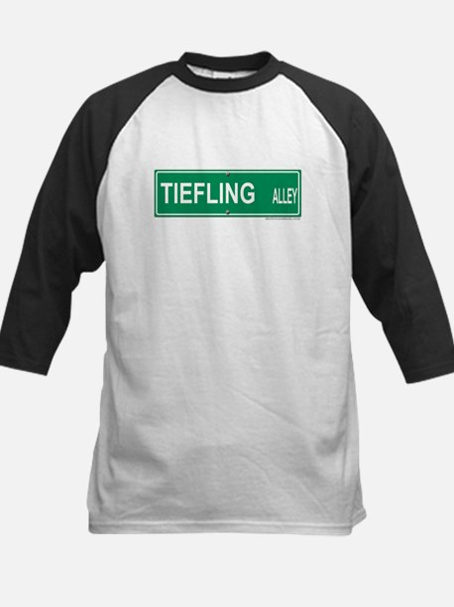 Tiefling Alley Kids Baseball Jersey