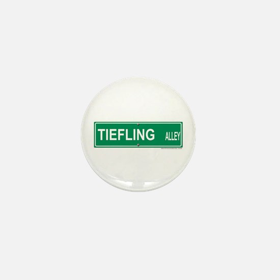 Tiefling Alley Mini Button