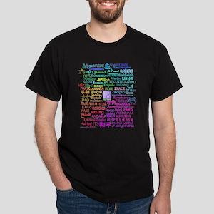 Peace of Many Dark T-Shirt