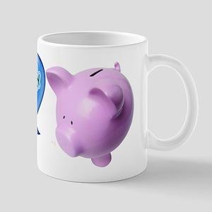 Mr piggy says... Mug