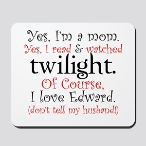 Twilight Moms 4 Mousepad