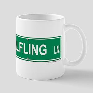 Halfling Lane Mug