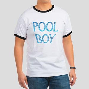 Pool Boy Ringer T