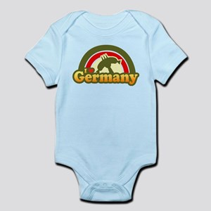 I Heart Germany Infant Bodysuit