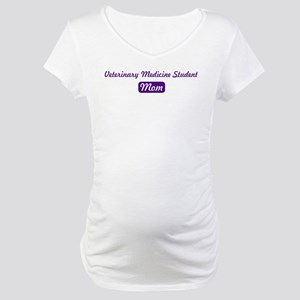 Veterinary Medicine Student m Maternity T-Shirt