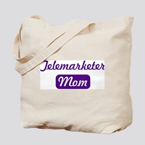 Telemarketer mom Tote Bag
