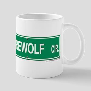 Werewolf Circle Mug