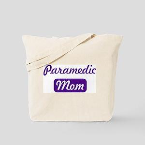 Paramedic mom Tote Bag