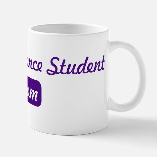Political Science Student mom Mug
