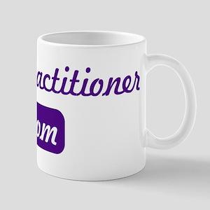Nurse Practitioner mom Mug
