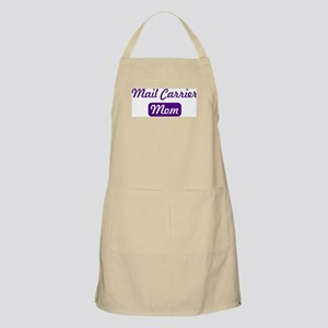 Mail Carrier mom BBQ Apron