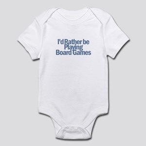 I'd Rather be Infant Bodysuit