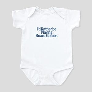 I'd Rather be Infant Bodysuit