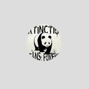 Panda Extinction1 Mini Button