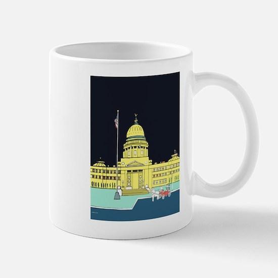 Cruzzin the Capital Mug