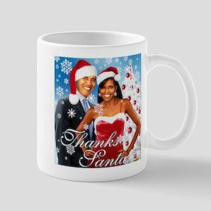 Thanks Santa! Mug