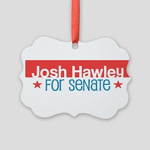 Josh Hawley Missouri 2018 Senate Ornament