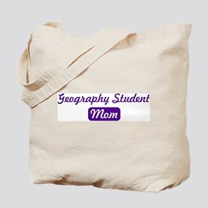 Geography Student mom Tote Bag