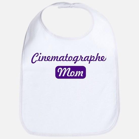 Cinematographer mom Bib