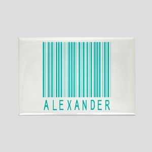 Alexander Rectangle Magnet
