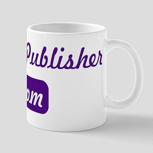 Desktop Publisher mom Mug