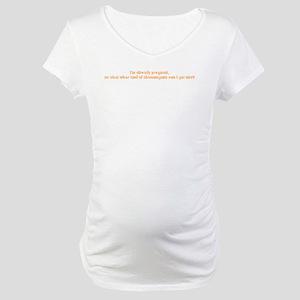 Shenanigans Maternity T-Shirt