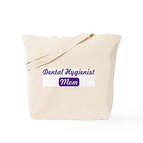 Dental Hygienist mom Tote Bag