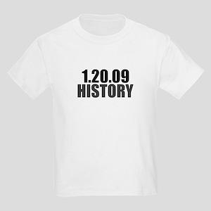 1.20.09 History Kids Light T-Shirt