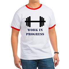 Gym Work In Progress T