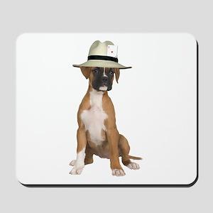Poker Boxer Mousepad