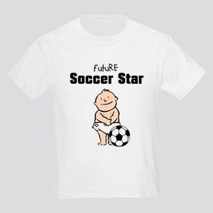 Future Soccer Star Kids Light T-Shirt