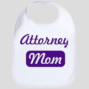 Attorney mom Bib