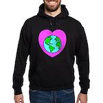 Love Our Planet Hoodie (dark)