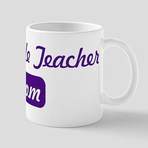 12th Grade Teacher mom Mug