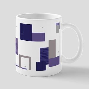 Makanahele Mid Century Modern 11 Mugs