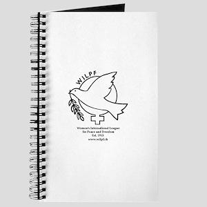 WILPF logo Journal