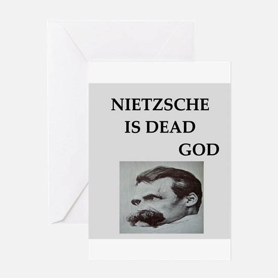 philosophy Greeting Card