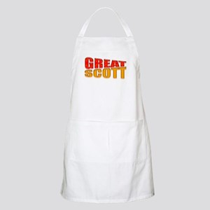 Back To The Future BBQ Apron