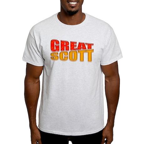 Back To The Future Light T-Shirt