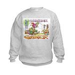 Extreme Gamer Kids Sweatshirt