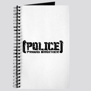 Police Proud Brother Journal