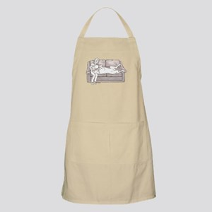 N Couch Baby BBQ Apron